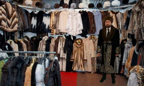 Кейдж приехал в Казахстан