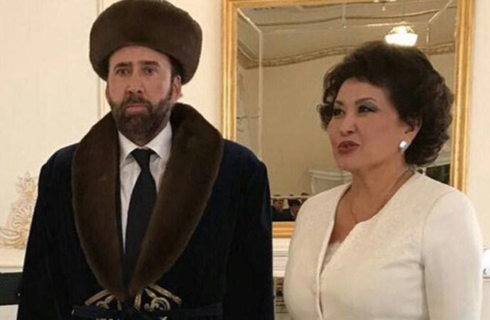 Мем «Николас Кейдж в Казахстане»