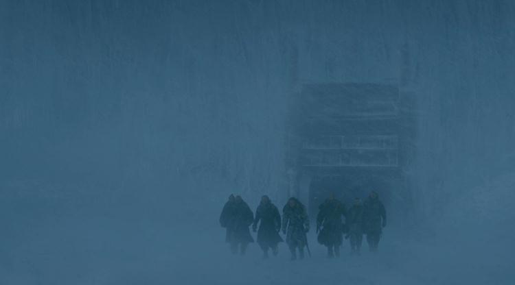 Полное содержание 5 серии 7 сезона сериала Игра престолов