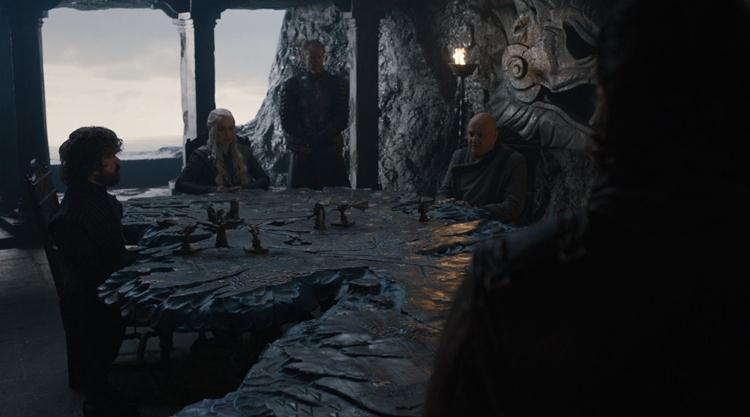 Обзор 5 серии 7 сезона сериала Игра престолов