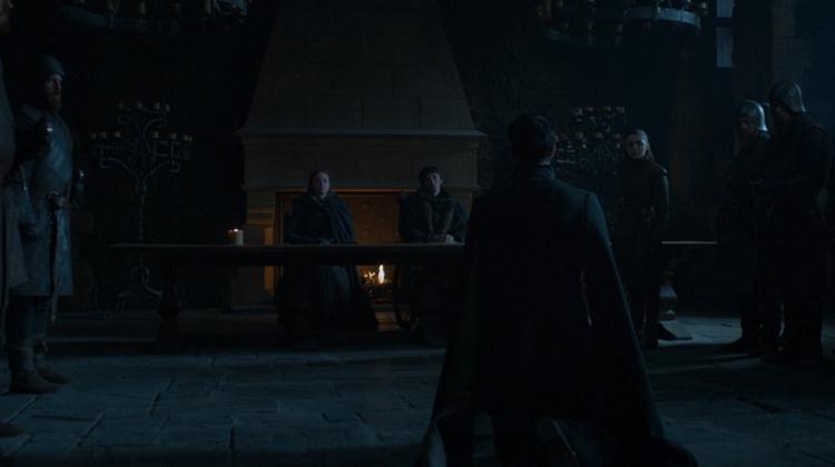 Описание всех серий 7 сезона Игры престолов с картинками