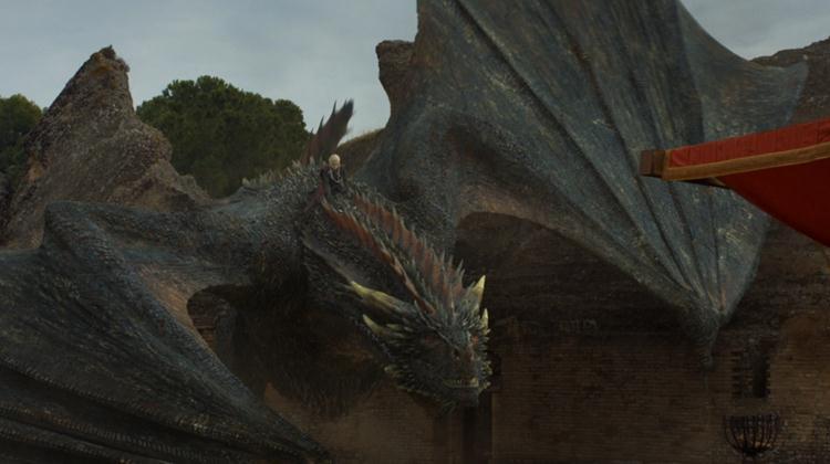 Содержание 7 серии 7 сезона Игры престолов