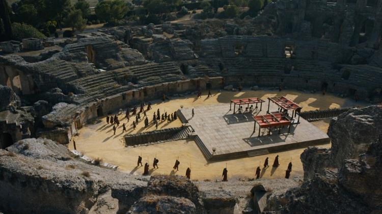 Читать краткое описание 7 серии 7 сезона Игры престолов