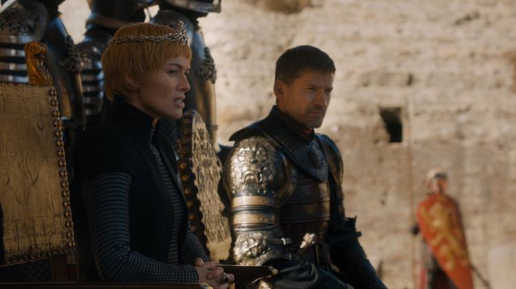 Читать полное содержание 7 серии 7 сезона Игры престолов