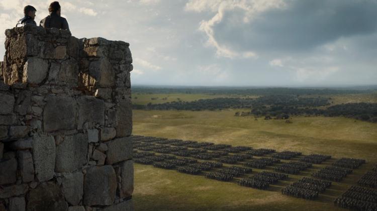 Описание 7 серии 7 сезона Игры престолов