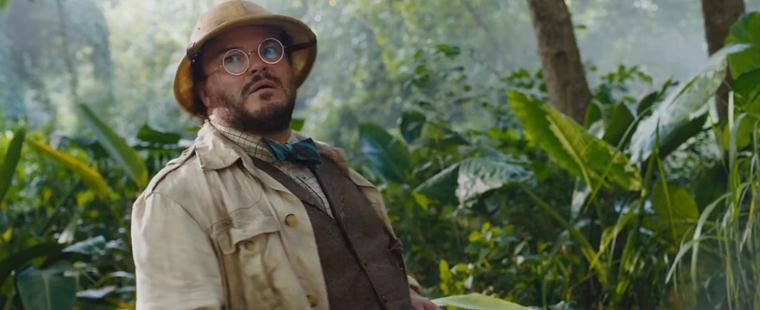 Джуманджи 2 Зов джунглей актеры