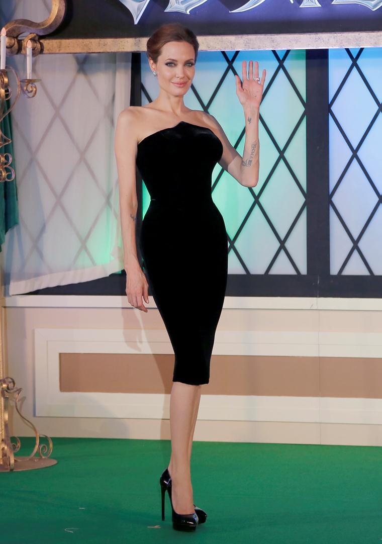 Рост и вес Анджелины Джоли, параметры фигуры, размер груди ... натали портман рост
