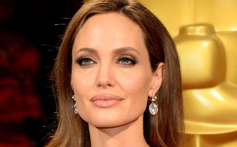 Анджелина Джоли: рост и вес, полное досье