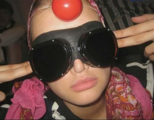 Паулина Андреева: фото в юности