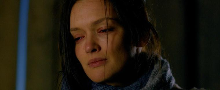 Паулина Андреева: фото из фильма Саранча