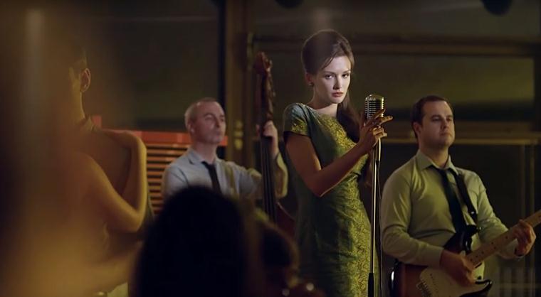 Паулина Андреева: фото из сериала Оттепель