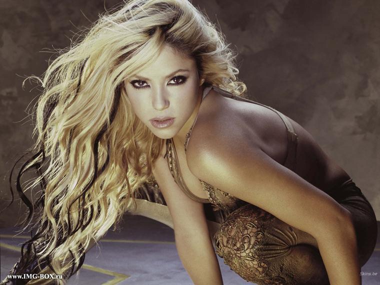 Height and weight of Shakira