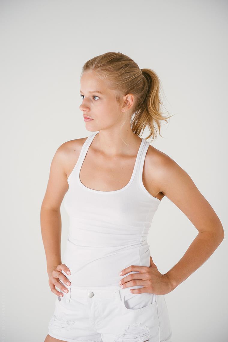 Александра Бортич: вес и размер груди