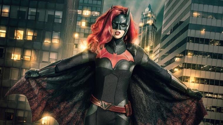 Первые промо-фото нового сериала «Бэтвумен»: Руби Роуз в роли супергероини