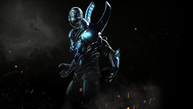 DC и Warner Bros. объявили о начале работы над фильмом «Синий Жук»