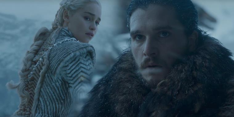 Первый тизер-трейлер 8 сезона сериала «Игра престолов»