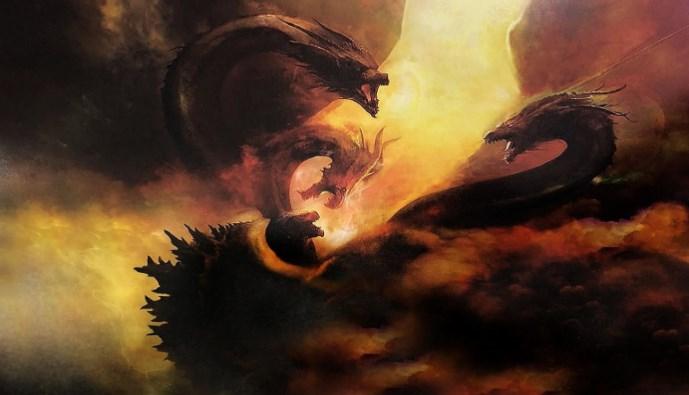 Новый трейлер к фильму «Годзилла 2: Король монстров»