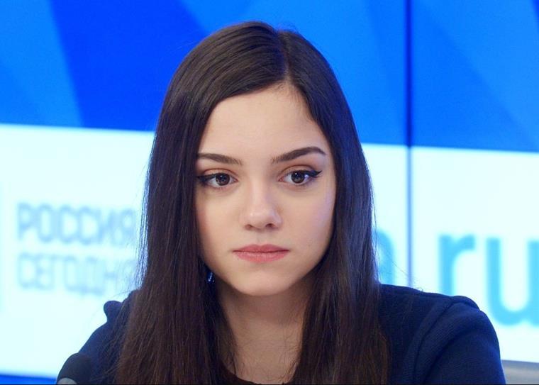 Евгения Медведева: рост и вес, полное досье
