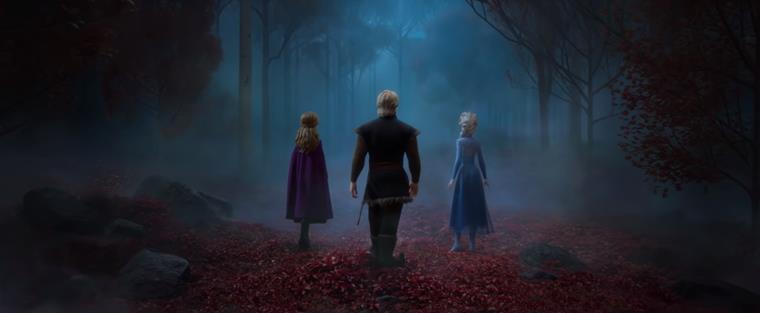 Холодное сердце 2 - когда премьера в России