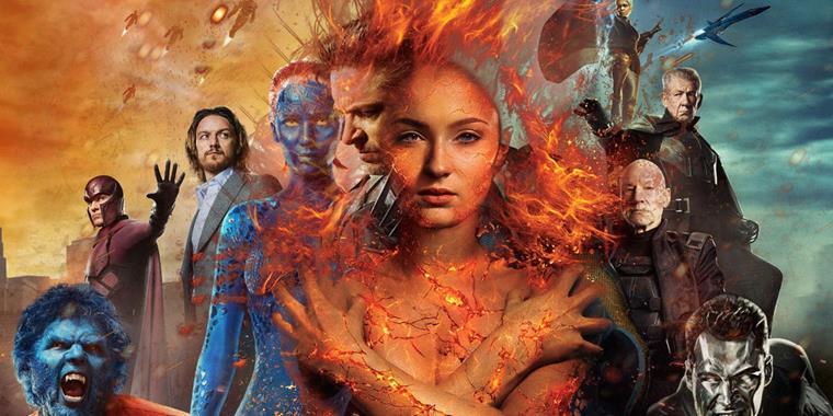 Актеры и роли фильма «Люди Икс: Тёмный Феникс»