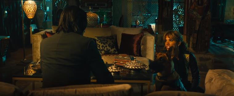 John Wick: Chapter 3 - Parabellum - actors and roles