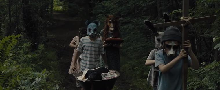 Все актеры фильма Кладбище домашних животных с фото