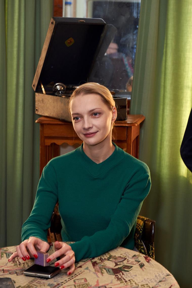 Кадры из сериала Шифр 2019: актеры и роли