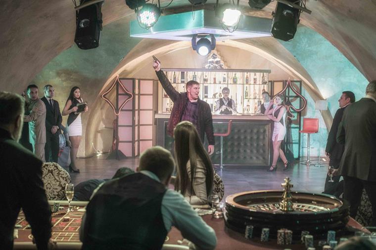Фото из сериала Реализация: актеры и роли