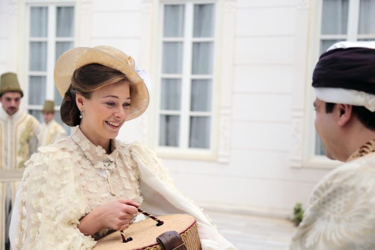 Кадры из сериала Султан моего сердца: актеры и роли