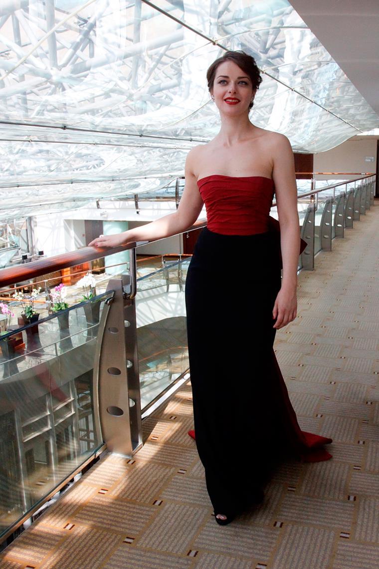 Марина Александрова: рост и вес