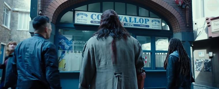 Кадры из фильма Хеллбой 2019 - актеры и роли