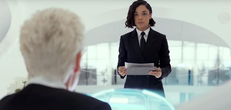 Кадры из фильма Люди в черном 4: Интернэшнл 2019 - актеры и роли