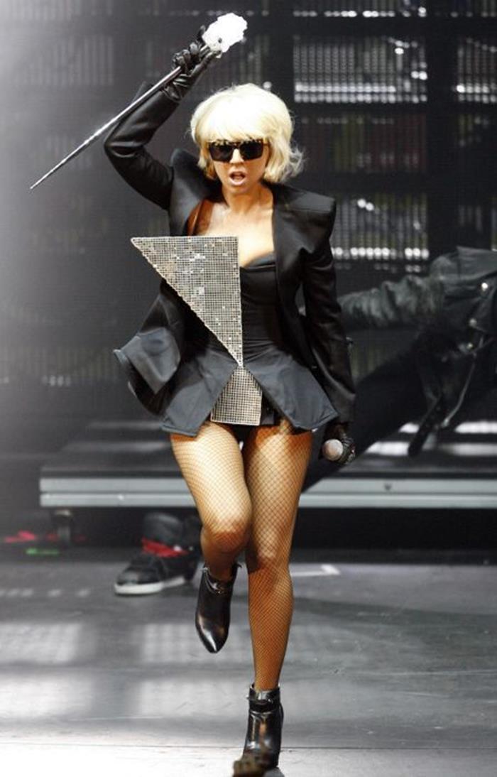 Леди Гага: рост и вес, параметры фигуры