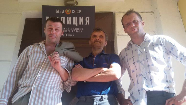 Кадры из сериала Вокально-криминальный ансамбль - актеры и роли