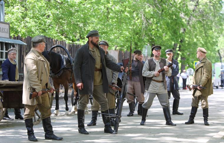 Фото из сериала Ростов 2019: актеры и роли