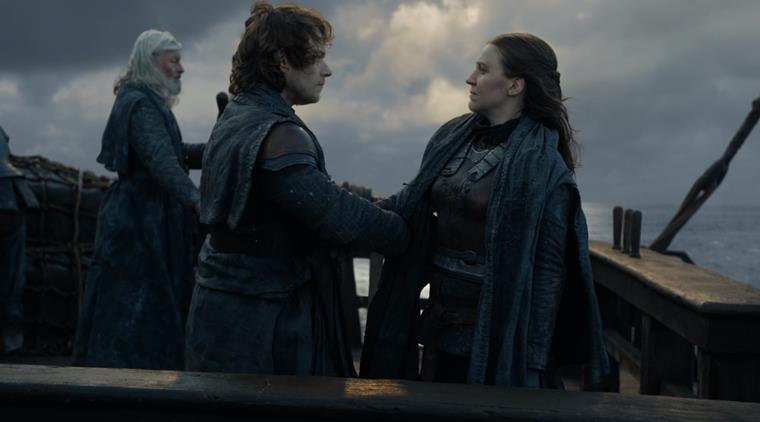 Описание всех серий сериала Игра престолов 8 сезон