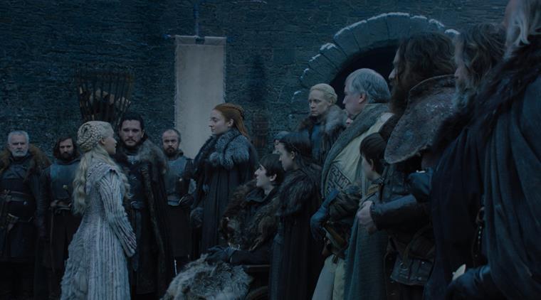 Описание сериала Игра престолов 8 сезон