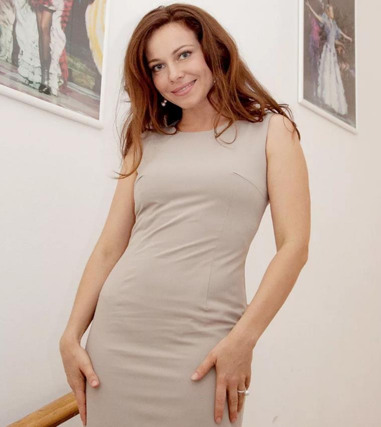 Екатерина Гусева цвет волос