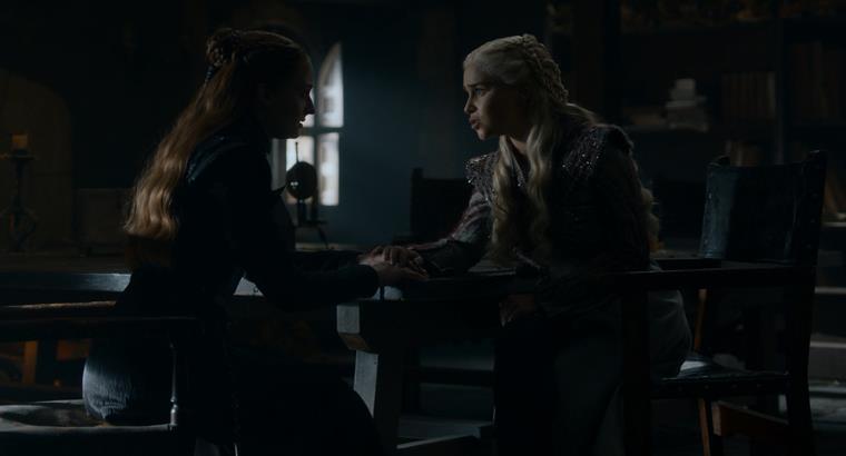 Полное описание серий 8 сезона Игры престолов