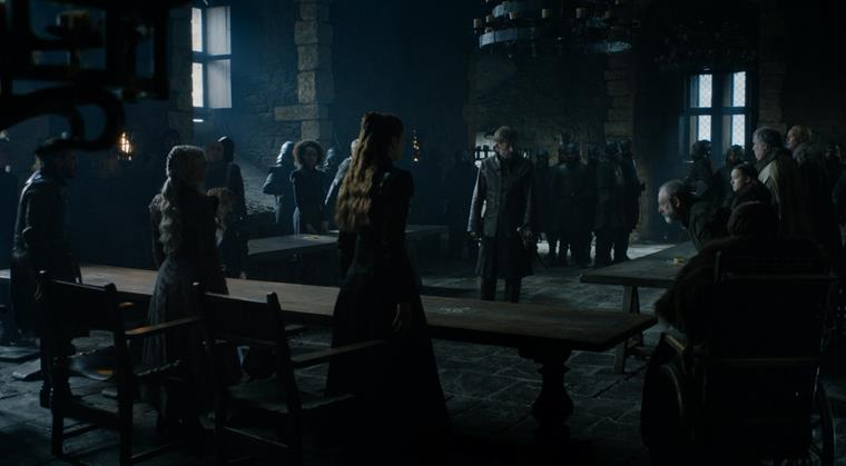 Полный сюжет серий 8 сезона Игры престолов