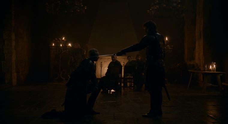 Полное содержание серий 8 сезона Игры престолов