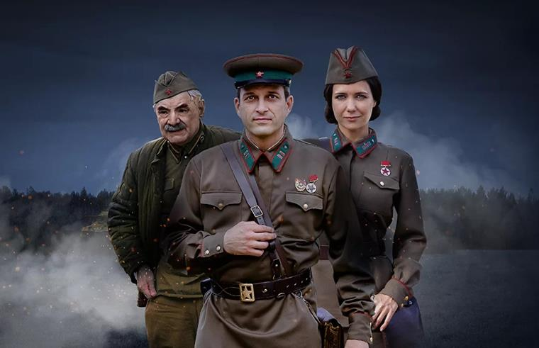Актеры и роли сериала «По законам военного времени»