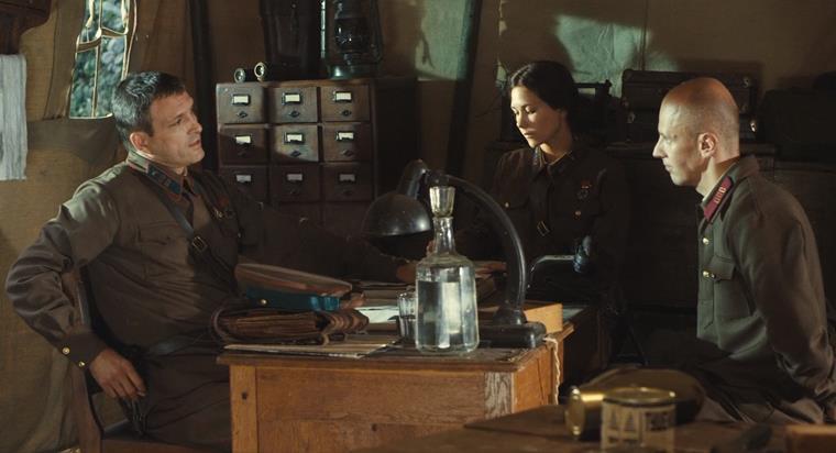 Фото из сериала По законам военного времени 2 и 1 сезон - актеры и роли