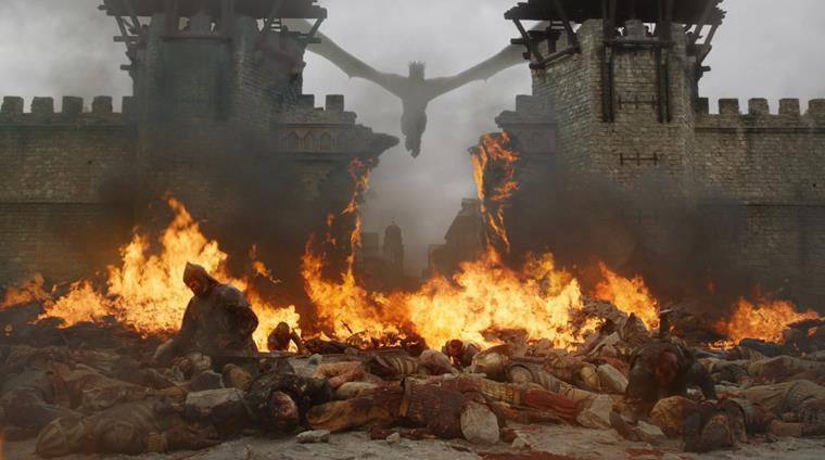 Описание содержания всех серий 8 сезона сериала Игра престолов