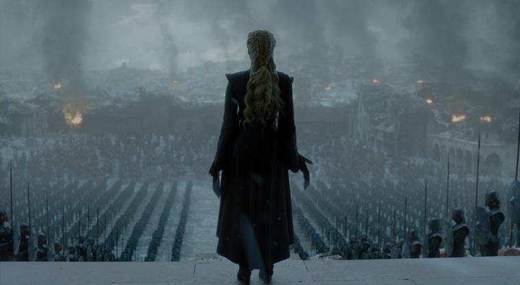 Описание всех серий 8 сезона сериала Игра престолов