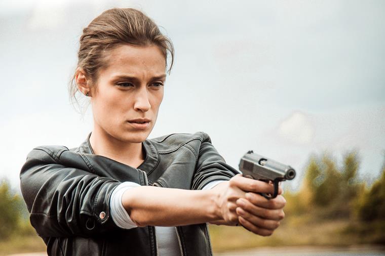 Фото из сериала Живая мина, 2019: актеры и роли