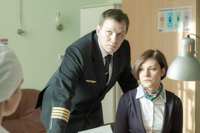 Фото из сериала Двое против смерти: актеры и роли