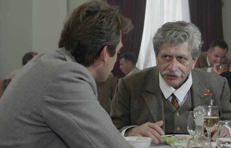 Фото из сериала Экспроприатор: актеры и роли