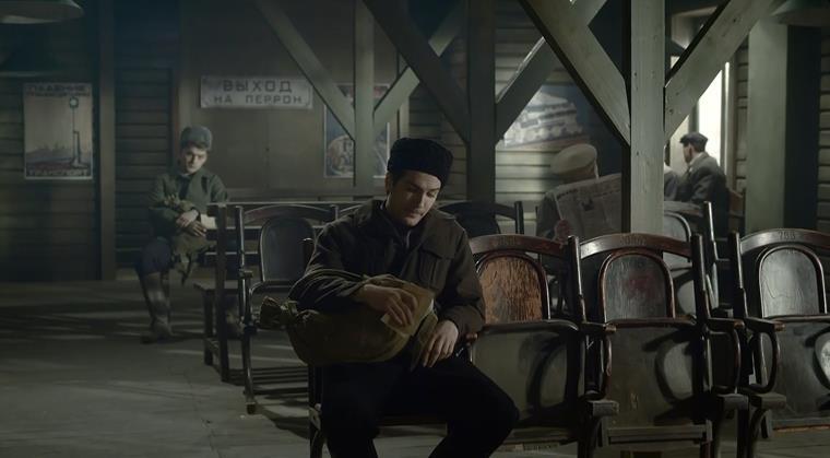 Актёры сериала Сучья война