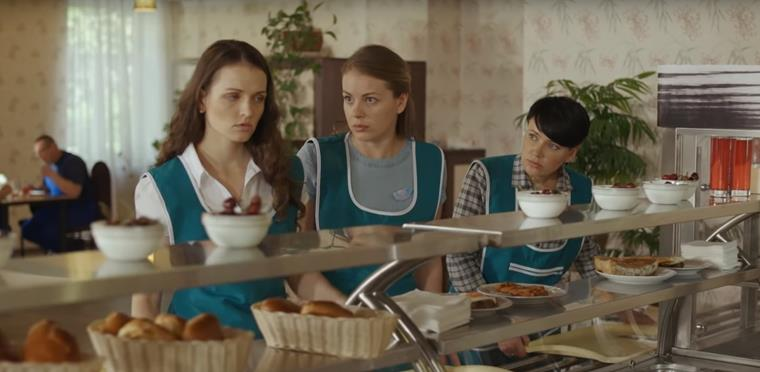 Содержание украинского сериала Сердце матери